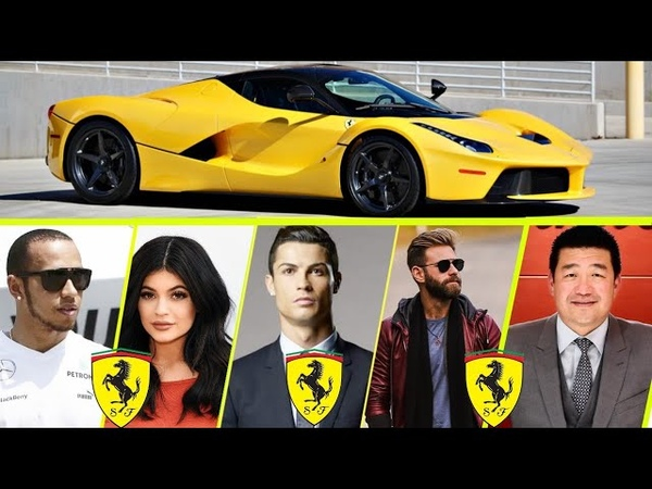 Top 10 Laferrari Owners In The World 2018 ✮