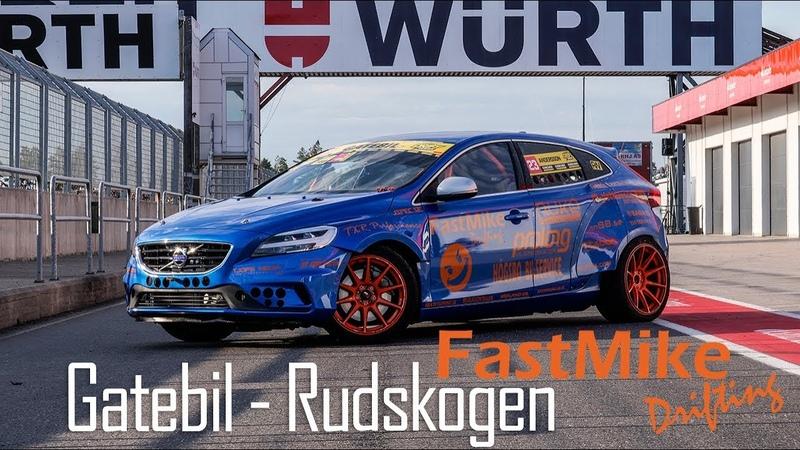 FastMike Drifting - Gatebil Rudskogen| EP05 | Tjofs Media [4K]