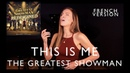 JE SUIS MOI THIS IS ME FRENCH VERSION THE GREATEST SHOWMAN SARA'H COVER