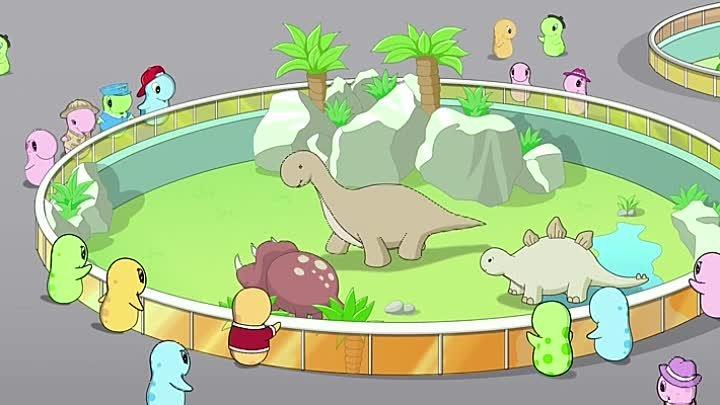 Бадики 19 [PlayTime Buddies] Кого не хватает в зоопарке