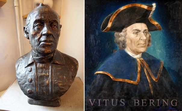 ЭКСПЕДИЦИИ, ЛЮБОВЬ И МЕЧТЫ ВИТУСА БЕРИНГА Российский мореплаватель и первооткрыватель, капитан-командор Витус Беринг. В первой половине XVIII века он возглавил и провел две величайшие