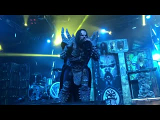 Lordi - Let's Go Slaughter He-Man - Live in Budapest, Barba Negra