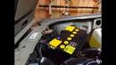 Установка выключателя массы на ваз 2104 новый аккумулятор.
