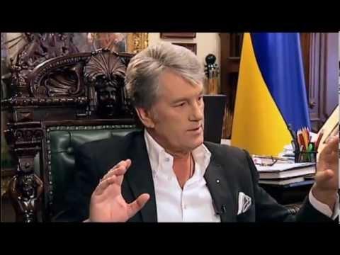 Виктор Ющенко В гостях у Дмитрия Гордона 2 5 2012