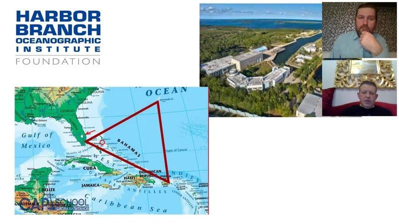 Морская биология лекция 3 Глубоководные погружения в Бермудском треугольнике
