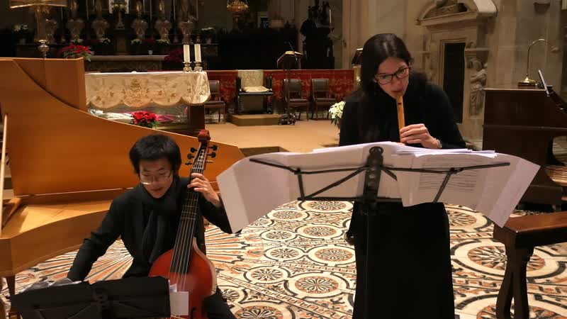 Dario Castello - Sonata IV da Sonate concertate in stil moderno - Lux Terrae Baroque Ensemble