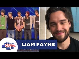 Liam Payne Remembers Meeting One Direction For The First Time [RUS SUB]