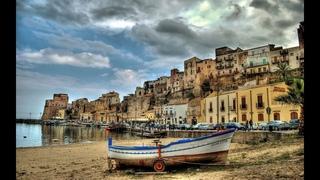 Сицилия от Кастелламмаре-дель-Голфо до Агридже́нто. Sicilia. da Castellammare del Golfo ad Agrigento