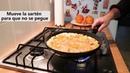 Practicamos el imperativo: prepara una tortilla de patatas paso a paso