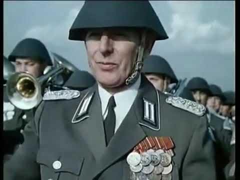 25 Jahre DDR Ehrenparade der NVA 1974