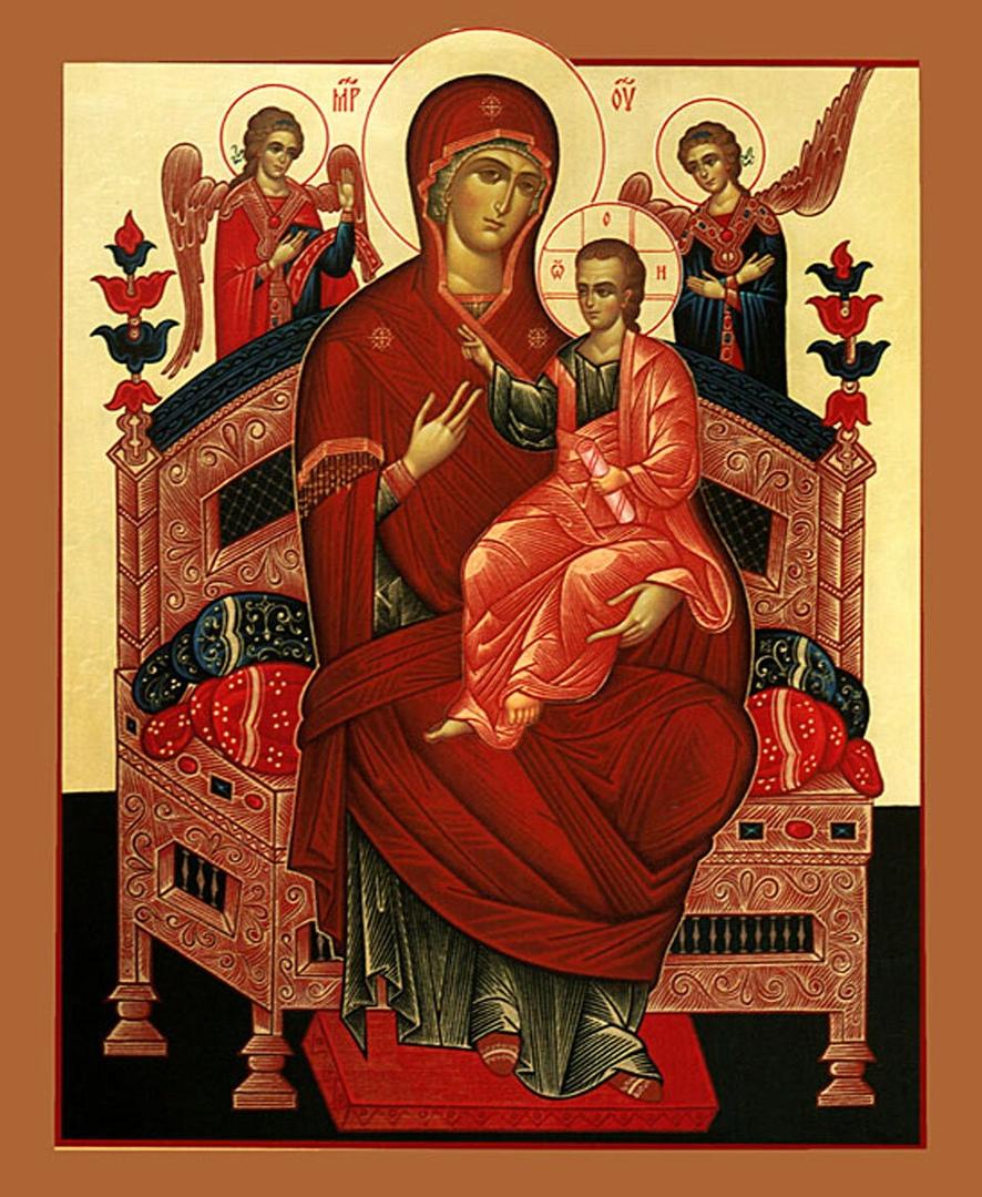 БОГОСЛУЖЕНИЯ В ХРАМЕ ИВЕРСКОЙ ИКОНЫ БОЖИЕЙ МАТЕРИ С 9 ПО 29 МАРТА 2020 ГОДА, изображение №15