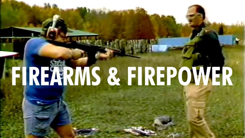 Firearms Firepower Fun with Guns in '85