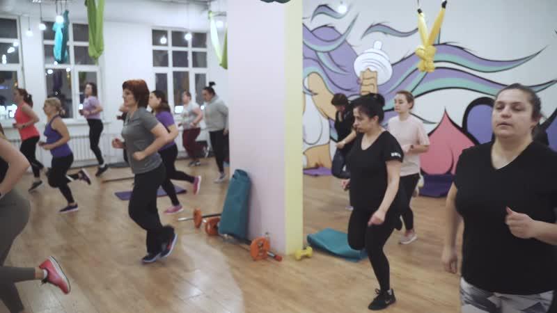 Амазонка фитнес клуб