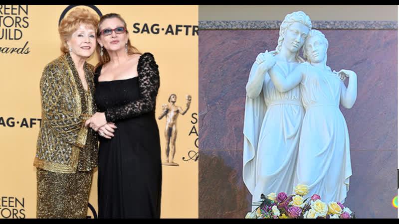 Две звезды. Кэрри Фишер и Дебби Рейнольдс\Bright Lights Starring Carrie Fisher and Debbie Reynolds. US.2016-документальный
