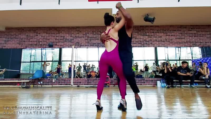 Salsa con Rumba Timba Contratiempo by Alain Katerina @ Piter Salsa Summer Fest Russia 2019