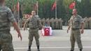 İzmir Narlıdere istikham okulu 98 2 Türk askerinin zeybek gösterisi