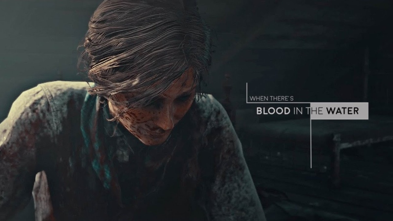 Blood In The Water | RDR2 (HBD by haze)