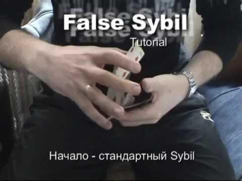 False shuffle vol 2 1 deck order retained tutorial Фальшивые тасовки