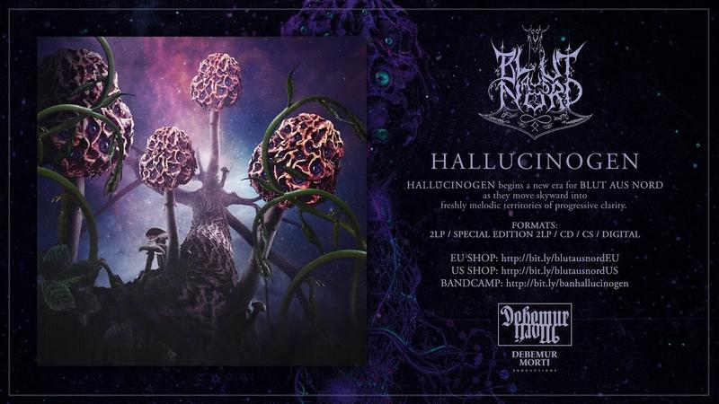 Blut Aus Nord Hallucinogen Full album