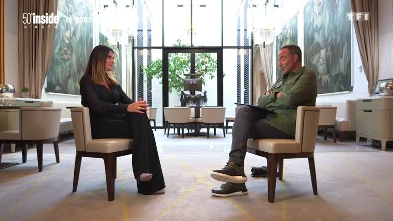 50 mn inside Интервью Карин Ферри Никосу Алиагасу