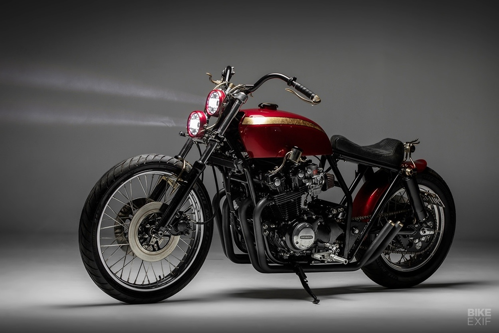 Purpose Built Moto: чоппер Honda CB900