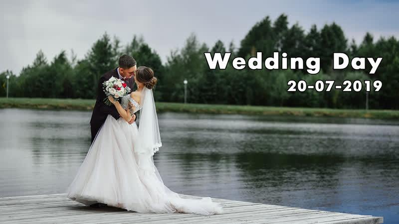 Весільна історія Влада та Альони