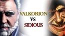 Valkorion VS Darth Sidious God VS Senate ( ͡° ͜ʖ ͡°)