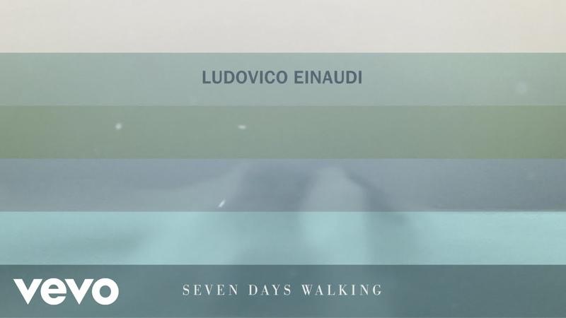 Ludovico Einaudi Einaudi Seven Days Walking Visualiser