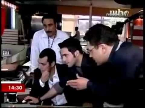 Murat Yildirim and beautiful clips of his interviews