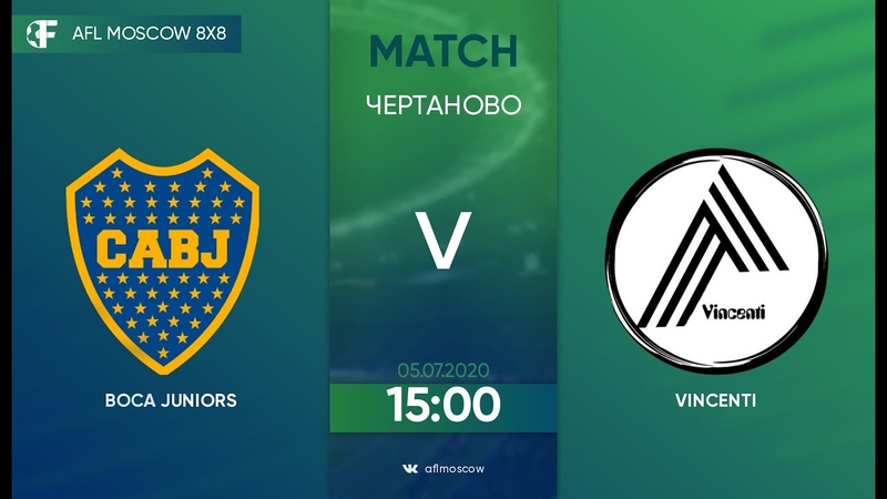 AFL20. Euroleague A1. Day 2. Boca Juniors - Vincenti.