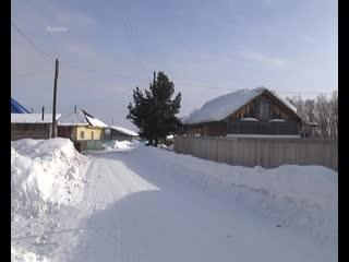 Собственникам строений рекомендовано очистить кровли от снега и наледи