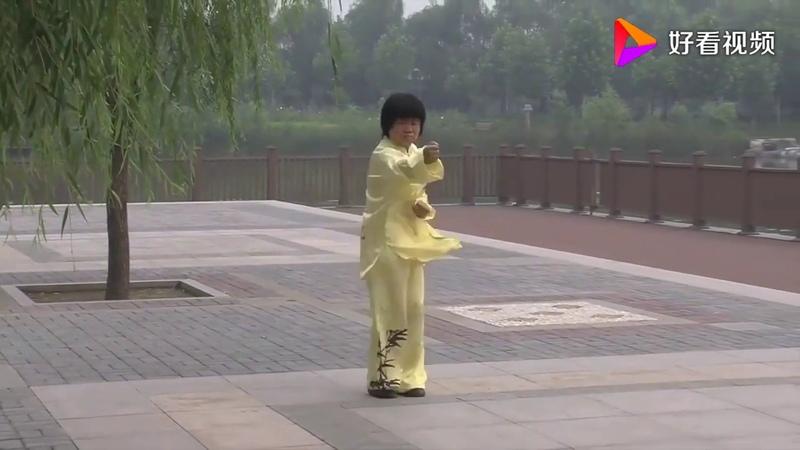 Song Shi Xingyi QuanСун Ши Синъи Цюань (宋氏形意拳), Li Yujie (李雨洁)
