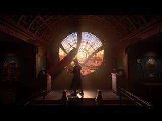Avengers damage control сюжетный трейлер