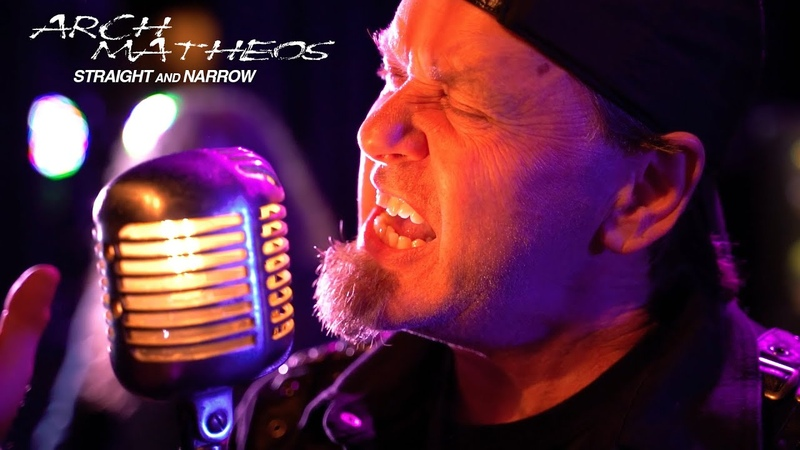 Arch Matheos Straight and Narrow (OFFICIAL VIDEO)