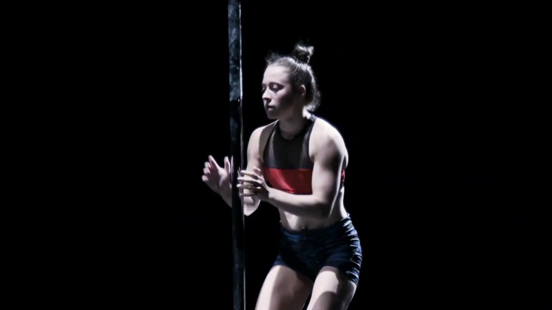 POLE by Corpo Máquina performed by Yvonne Smink