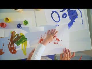 Солнце из ладошек | День защиты детей в Югре
