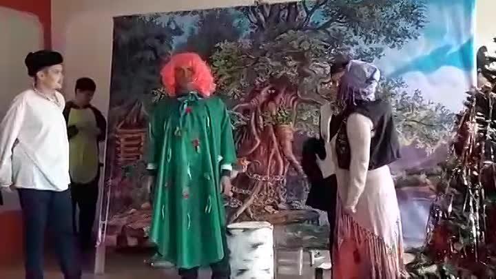 Премьера спектакля (Волшебная шишка) театра студии (ГОРОД МЕЧТЫ) 8 900 229 91 75