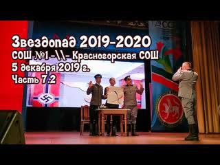 Звездопад 2019-2020, часть 7.2 Юмор и сатира на войне, , Мамадыш.