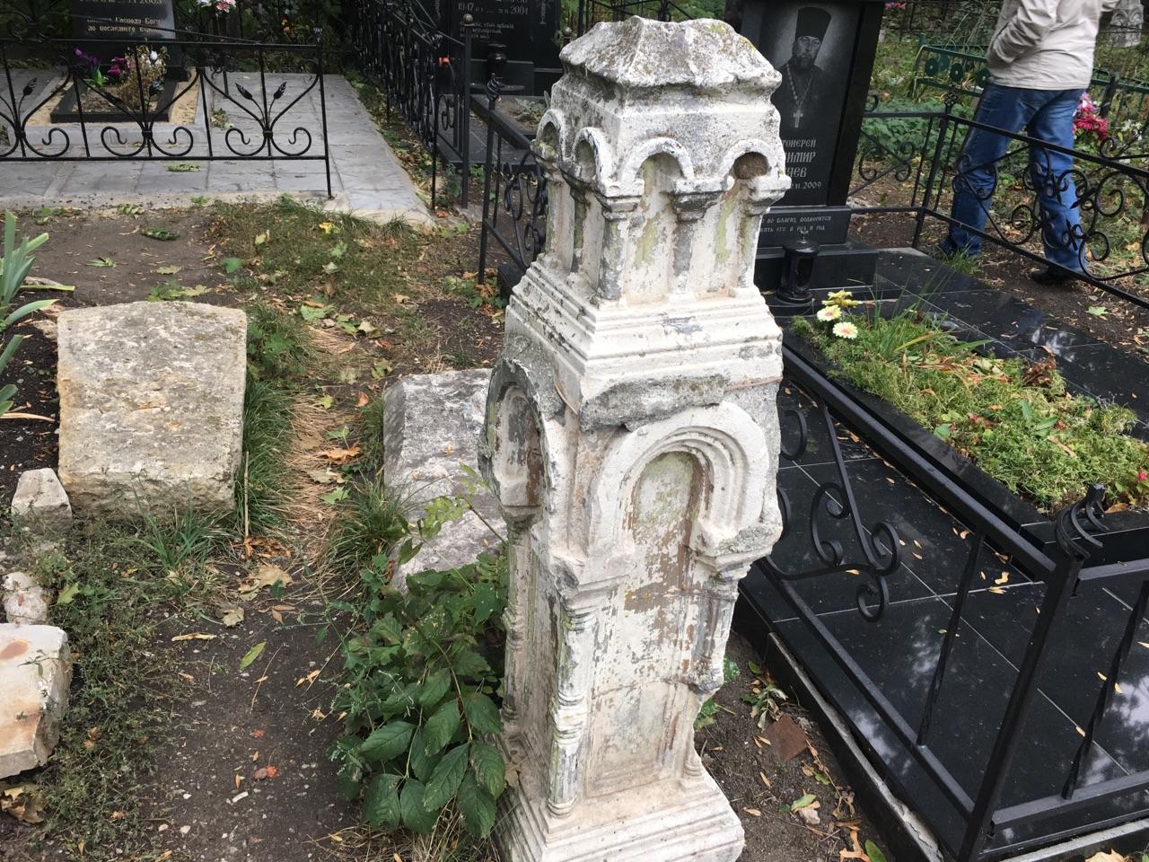 Прогулки среди могил: Евдокиевское кладбище  — Изображение 3