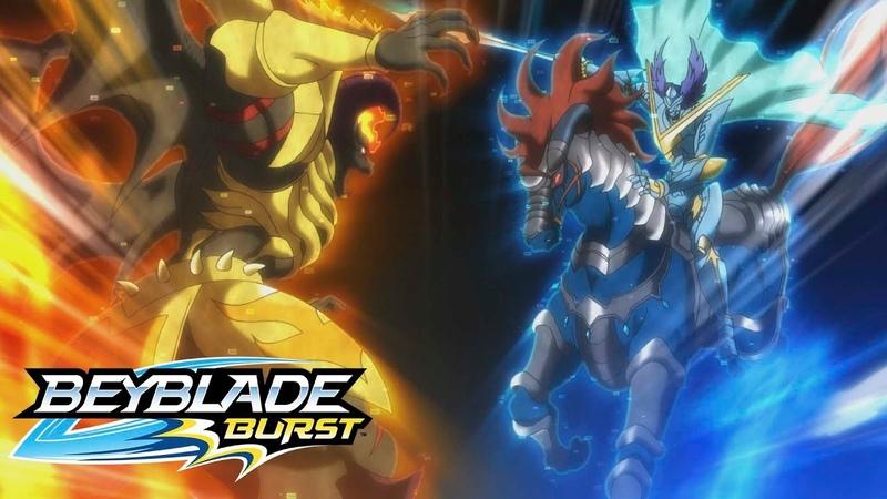 BEYBLADE BURST Episode 4 Beyblade Club Let's Get Started