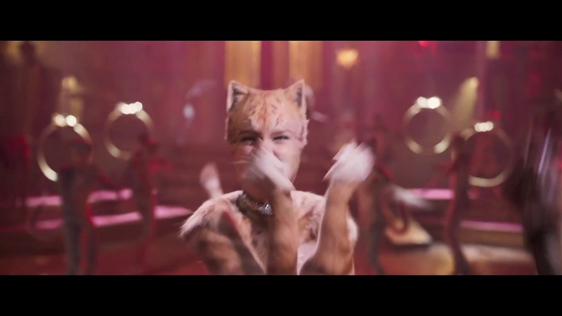 Taylor Swift ft Idris Elba Macavity from Cats