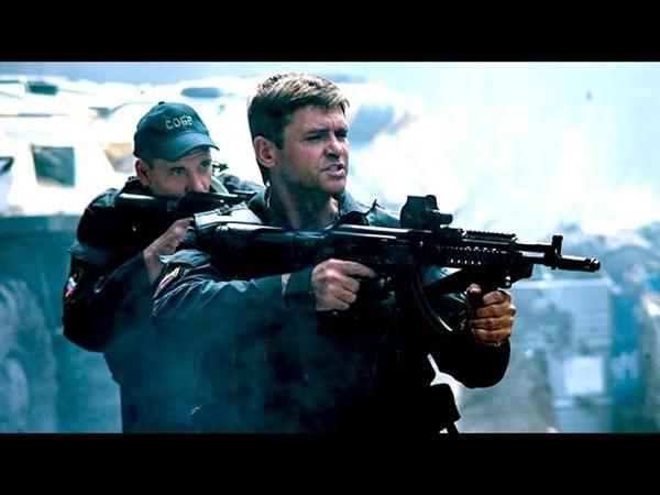 Отпуск по ранению 2016 Боевик фильмы 2016 Русские боевики фильмы