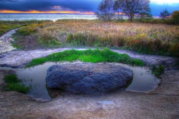 Природа. Плещеево озеро