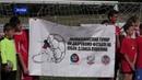 Очередной день игр турнира по дворовому футболу на Кубок Дениса Пушилина