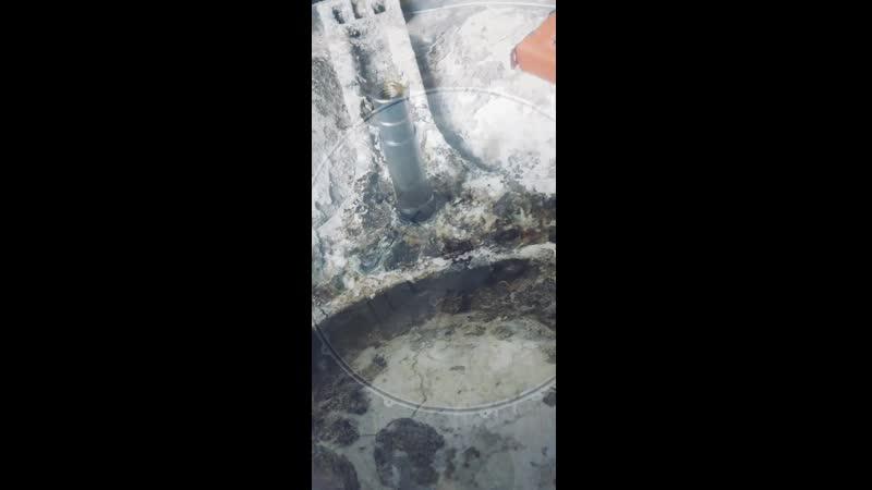 Чистка бака стиральной машины