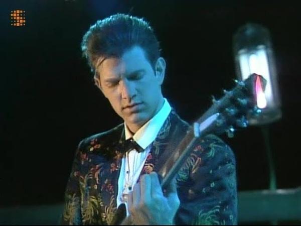Chris Isaak - Blue Hotel 1987 (High Quality, Cargo De Nuit)