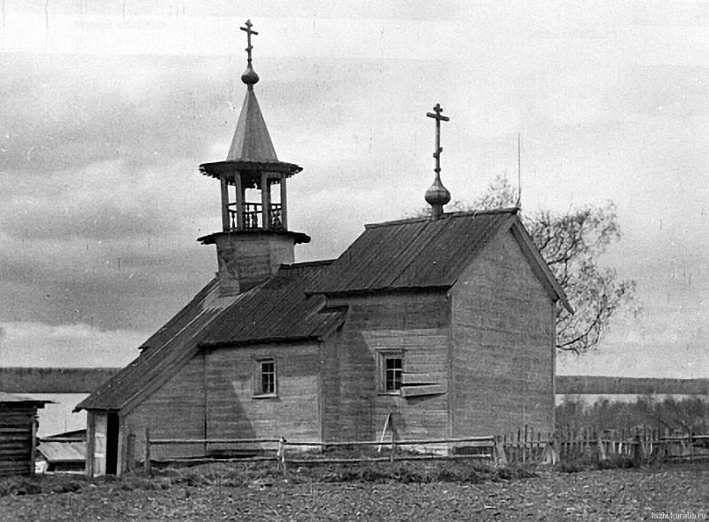 Ларс Петтерссон – первооткрыватель церковной деревянной архитектуры Заонежья., изображение №7