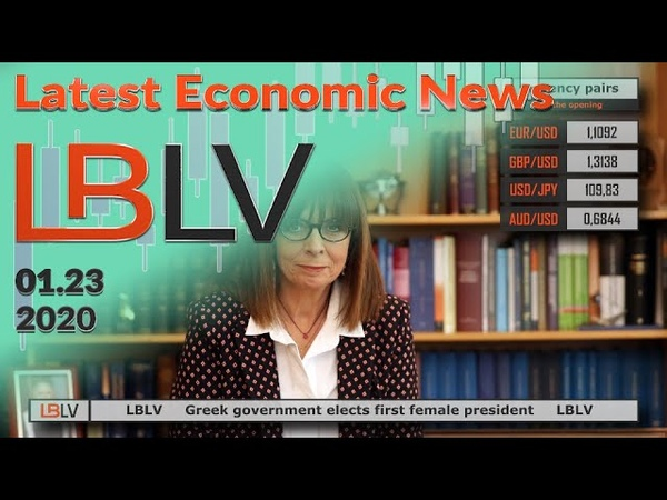 LBLV Greek government elects first female president 2020 23 01