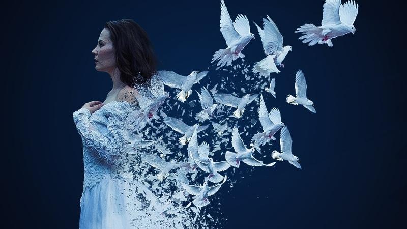 Bird dispersion photoshop effect photoshop tutorial cc