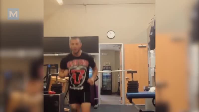 Cub Swanson Conditioning Training Drills Muscle Madness